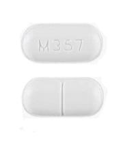 White Oblong Pill
