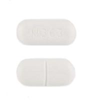 Hydrocodone M363 Milligram